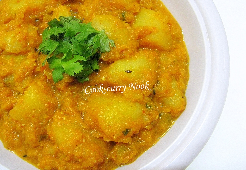 Dum Aloo & North Indian Gravy variants for Dummies |